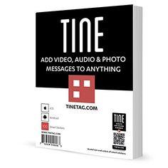 TINE Tags / Smart Stickers - Black and White TINE Tags http://smile.amazon.com/dp/B013X7ADJY/ref=cm_sw_r_pi_dp_RNA-wb034422K