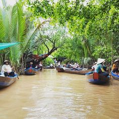 Mekong Delta, Vietnam. #ocitrip #ocitripclientes #vietnam #clientes #agenciadeviajes #vacaciones2016