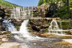 Nationaal park Krkonose in Tsjechie