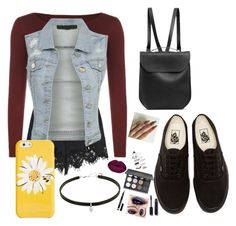 """""""punky girl"""" by danifashionblog on Polyvore featuring WearAll, Chloé, Vans, GRETCHEN, Kate Spade, Topshop, Shany, Winky Lux, Yves Saint Laurent and Chanel"""