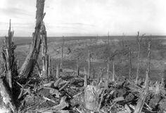 Beaumont Hamel destroyed