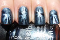 Four new magnet designs to make at home ~ More Nail Polish
