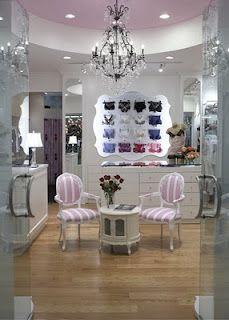 Linea Intima  1925 Avenue Road  Toronto, ON  M5M 4A2 #boutique #architecture #retail #lingerie