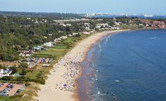 Playas Solanas y Portezuelo. Dpto. de Maldonado