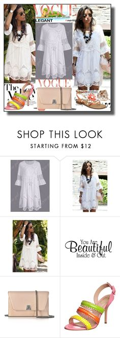 """""""set 108"""" by fahirade ❤ liked on Polyvore featuring Akris and Moschino Cheap & Chic"""