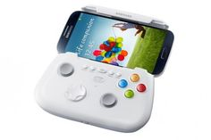 Samsung Galaxy S IV Game Pad,OMG I really want this! !!!!!!!!!