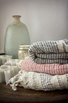 turkish towels - i'll take 100 more.