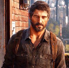 Joel, the most violent-calm man I have ever met...