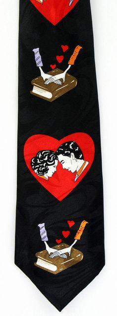 new cow love mens necktie valentines day gift heart kiss farm animal neck tie umolorenzocollection necktie holiday valentines day ties pinterest