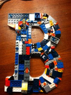 Custom toy brick letter J made to order by MosaicTreasureBox   Legos     Custom toy brick letter B made to order by MosaicTreasureBox