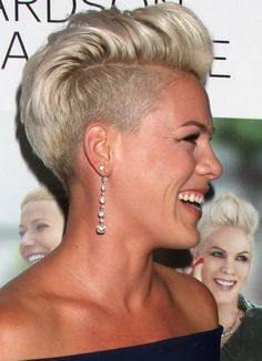 Easy Short Undercut Hairstyles 2016