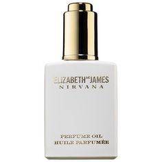 Elizabeth and James - Nirvana White Pure Perfume Oil #sephora
