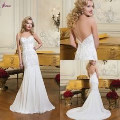 Brautkleid   von whitebridal auf DaWanda.com