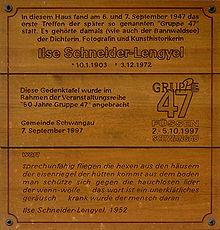 Gruppe 47 – Wikipedia