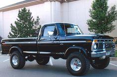 1976 Ford Truck - LMC Trucklife