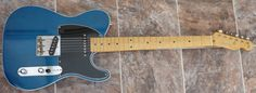 Telecaster JD model use by Jon Buckland