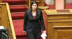 Αιχμές από την απερχόμενη Πρόεδρο για τον υπουργό Δικαιοσύνης. Μια μακροσκελέστατη απάντηση στον υπουργό Δ Cyprus News, Blazer, Jackets, Women, Fashion, Down Jackets, Moda, Fashion Styles, Blazers