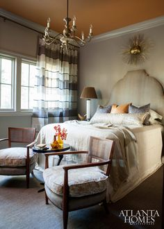 Guest Retreat | Design by Carter Kay, Carter Kay Interiors // Photographed by Erica George Dines | Atlanta Homes & Lifestyles