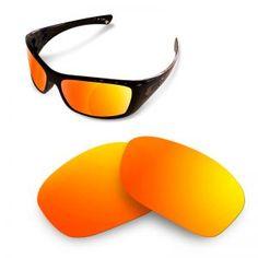 Hijinx sunglasses and lenses #oakley