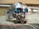 Custom made Deadringer Jewelry, Deadringer Sterling Silver Jewellery, hand made