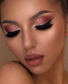 Makeup Trends, Makeup Tips, Makeup Ideas, Glamorous Makeup, Gorgeous Makeup, Perfect Makeup, Pretty Makeup, Make Up Looks, Eyeshadow Makeup