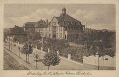 Hospital in Zabrze (Hindenburg Krankenhaus)