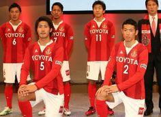 Nagoya Grampus 2015 le coq sportif Home Kit