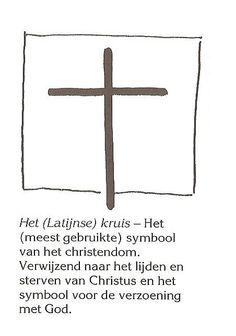 het (latijnse) kruis ik geloof deel 4B blz36