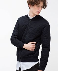 QUILTED JACKET from Zara