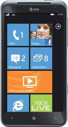 HTC Titan Windows Phone (AT&T)