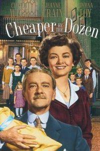 cheaper by the dozen 1950 -the original was the best!!