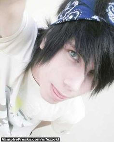 Sexy Anime Emo Boy | Recent Photos The Commons Getty Collection Galleries World Map App ...
