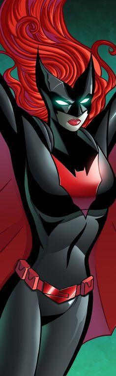 Batwoman by RichBernatovech on DeviantArt