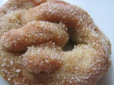 "April 26: Pretzel Day | Auntie's Delicious Amish-Style Pretzel: Try this and the family will say, ""Auntie  Anne's who?"""