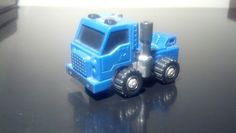 #Transformers: #Pipes. Vehicle mode. He looks like Huffer! Oh wait...