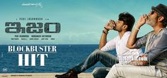 ISM Blockbuster hit PostersPostershttp://idlebrain.com/news/today/posters-ism2.html