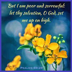 Psalms 69:29 KJV