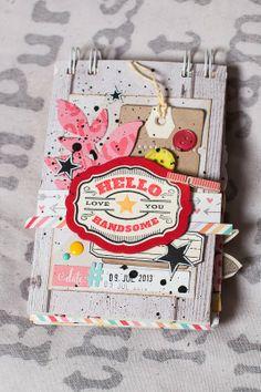 Scrap Kits & Co : Hello Handsome