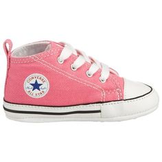Baby's First Chucks: Converse First Star Crib Shoe: Shoes