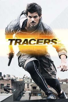 Tracers - movie poster