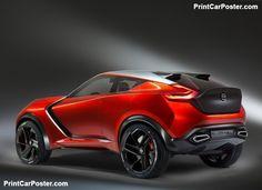 Nissan Gripz Concept 2015 poster, #poster, #mousepad, #tshirt, #printcarposter