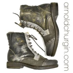 Valonia for Arnold Churgin Combat Boots, Ankle Boots, Autumn Inspiration, Dr. Martens, Flats, Beautiful, Shoes, Fashion, Ankle Booties