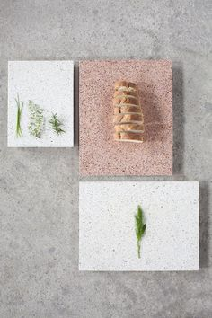 Marble and terrazzo chopping boards - Serax