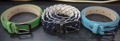 Menswear Belts  #menswear #belts #suede #braided #reversible #eiveydotca #samplesale #buyandsell #eiveymens #bluebelt #greenbelt #navybelt #whitebelt #mensaccessories
