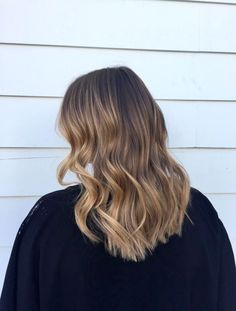 Long Wavy Ash-Brown Balayage - 20 Light Brown Hair Color Ideas for Your New Look - The Trending Hairstyle Brown Ombre Hair, Brown Hair Balayage, Brown Blonde Hair, Ombre Hair Color, Light Brown Hair, Hair Color Balayage, Brown Hair Colors, Dark Hair, Fall Blonde