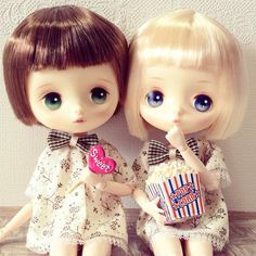 JerryBerry Dolls