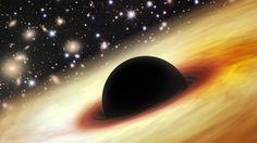 'Te oud' zwart gat ontdekt   NOS