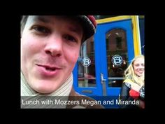 Lunch with SEOmoz - Megan and Miranda by Dan Freund