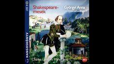 Shakespeare-mesék- hangoskönyv Anna, Shakespeare, Pandora