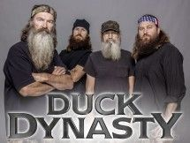 The Robertson Boys of Duck Dynasty
